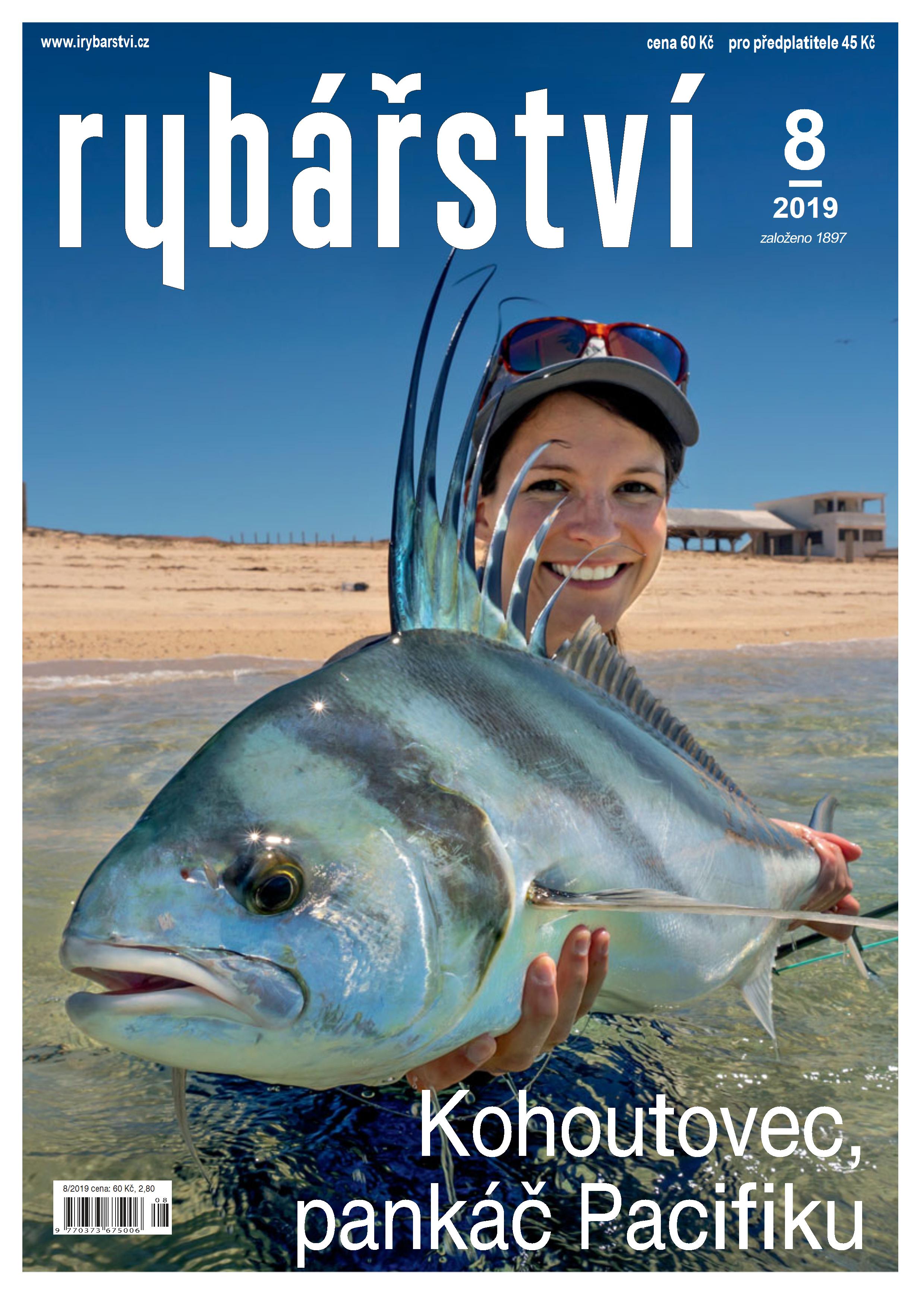 Časopis Rybářství - 2019/8