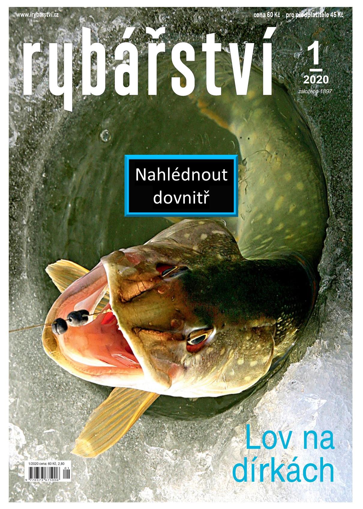 Časopis Rybářství - 2020/1