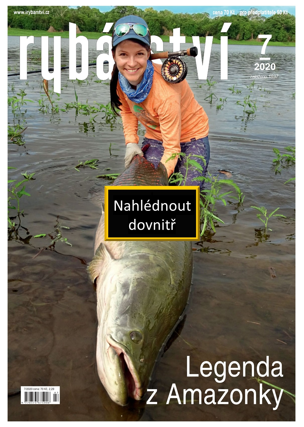 Časopis Rybářství - 2020/7