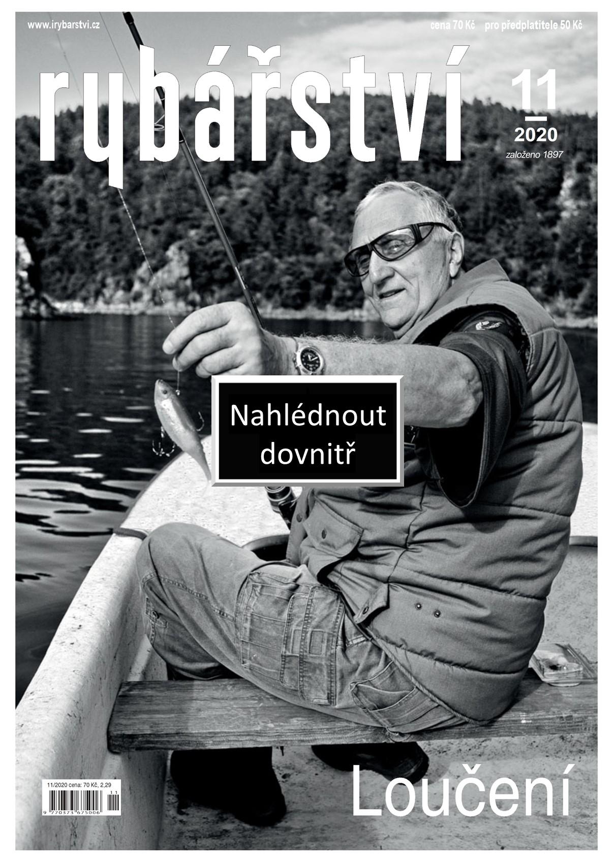 Časopis Rybářství - 2020/11