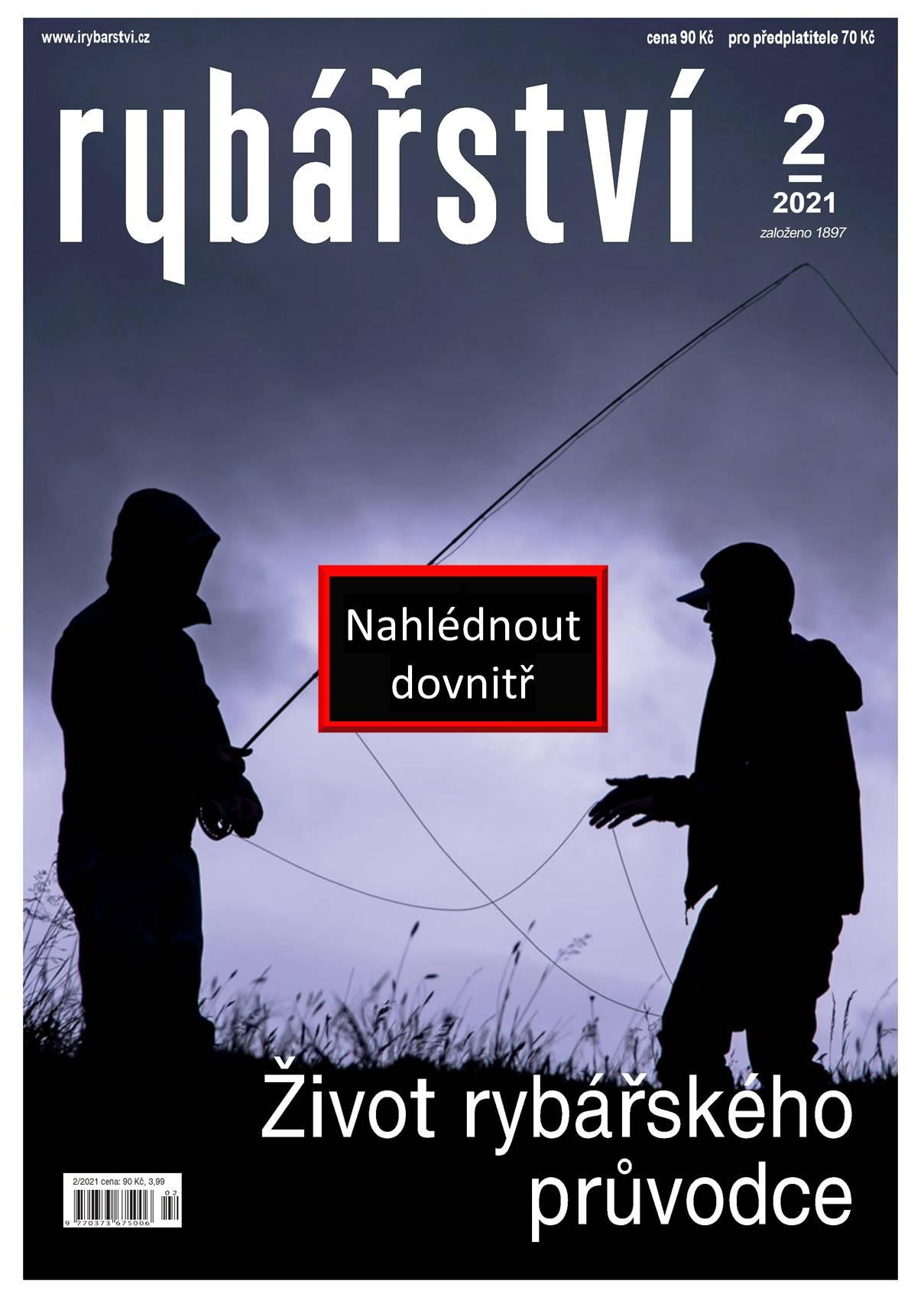 Časopis Rybářství - 2021/2