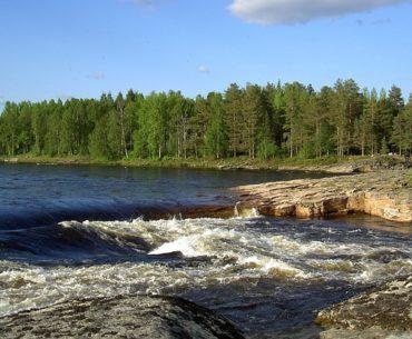 švédská řeka
