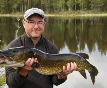 rybaření ve Švédsku