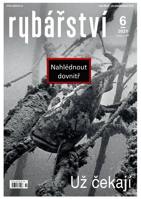 Časopis Rybářství - 2021/6