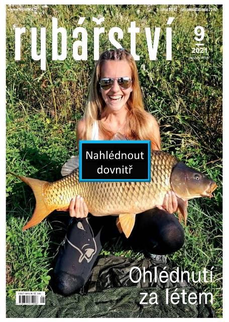 Časopis Rybářství - 2021/9